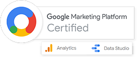 Google Marketing Platform Certified Analytucs y Data Studio